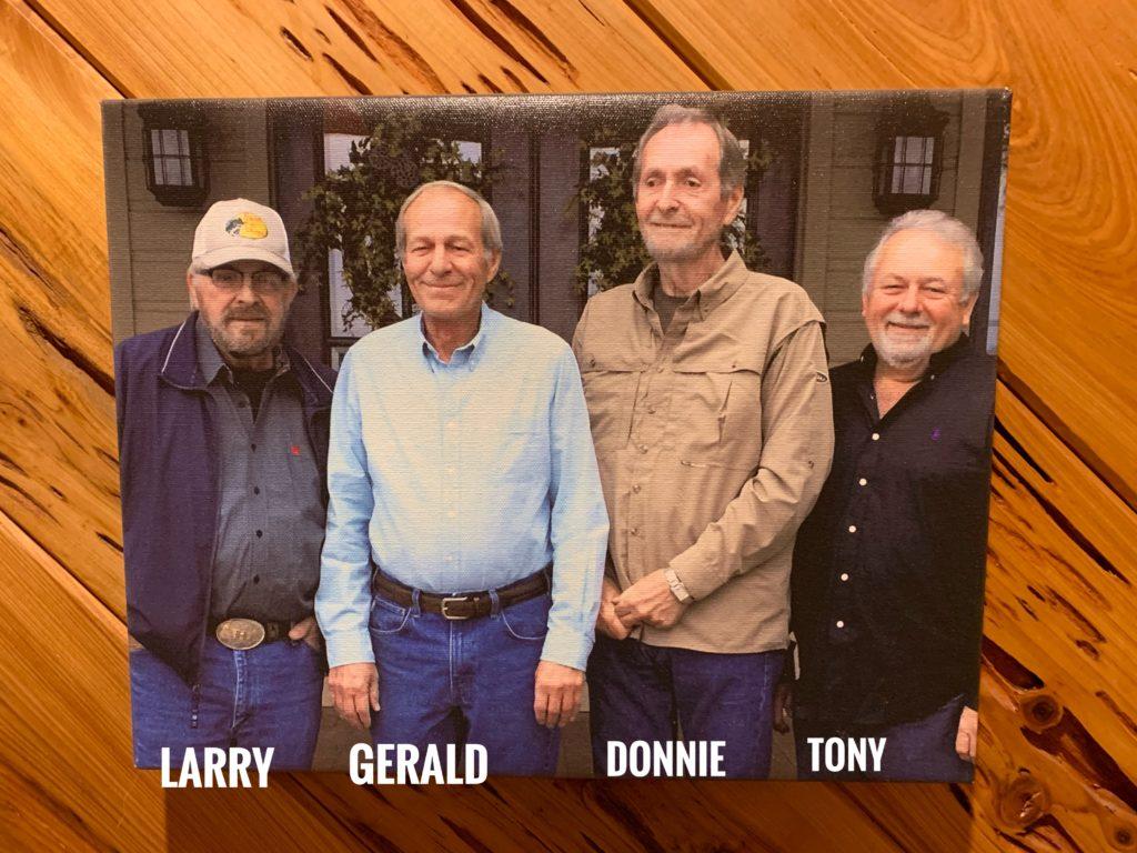 Hooper Family - sawmill Toone TN