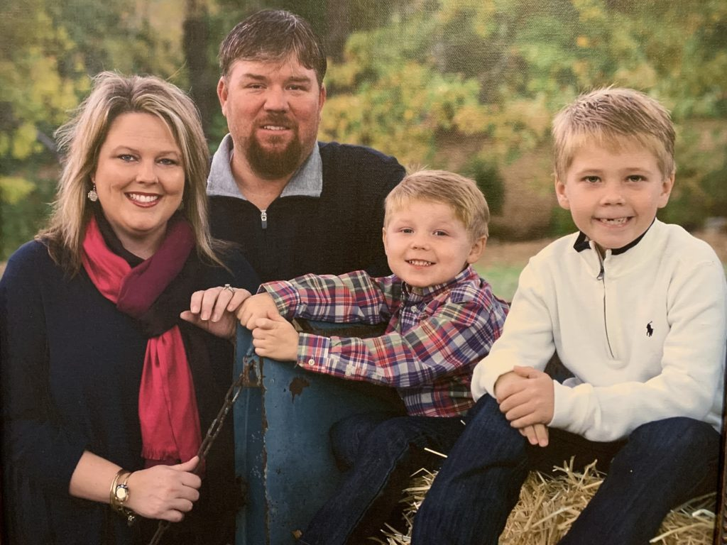 Tonys daughter Natalie Sowder and her husband Blake Sowder are partners in a sawmill operation with Tony Hooper and Larry Hooper.